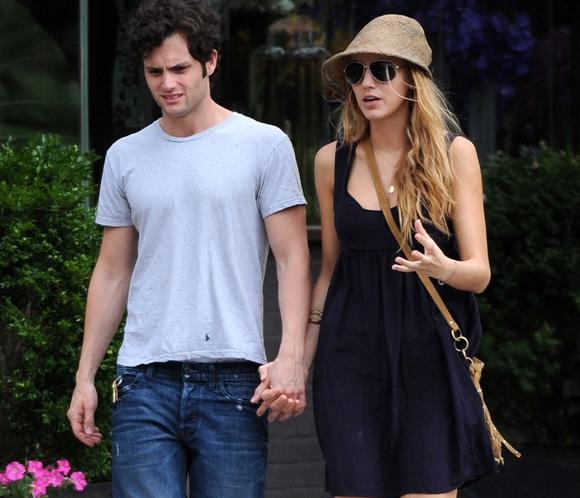 are blake lively and penn badgley still dating 2011